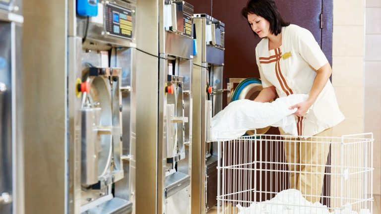 Laundry service image of QClean