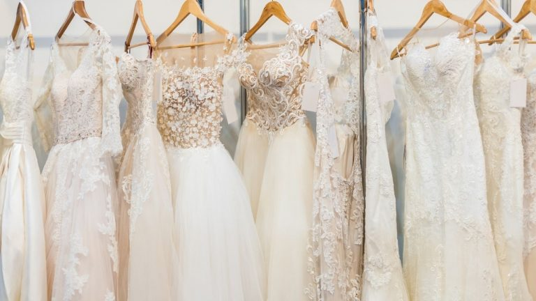 Wedding Dress Cleaning image of QClean